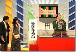 三遊亭楽春の講演会がテレビ放送されました